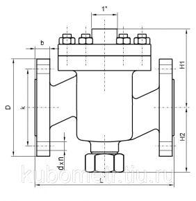 клапан broen clorius m2f